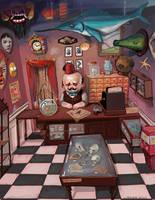 Curiosity Shop by Rudeone