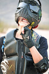 This is PainBall... Not PaintBall