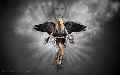 Avril Lavigne (Black Wings)