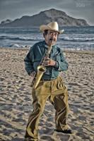 Mr. Saxophone. by DorianOrendain