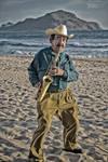 Mr. Saxophone.