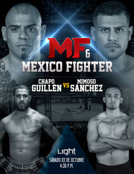Mexico Fighter 6