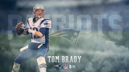 Tom Brady by DorianOrendain