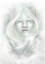 Winterheart by claudz-ART