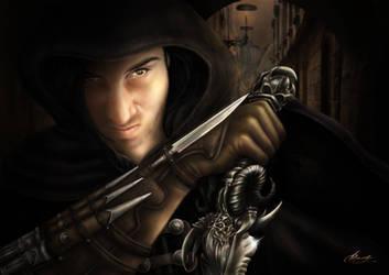 The assassin by claudz-ART