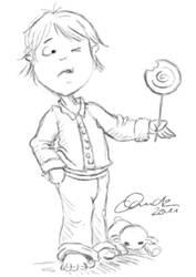Lollipop by claudz-ART