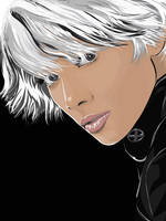 Halle Berry as Storm by Makaveli7i