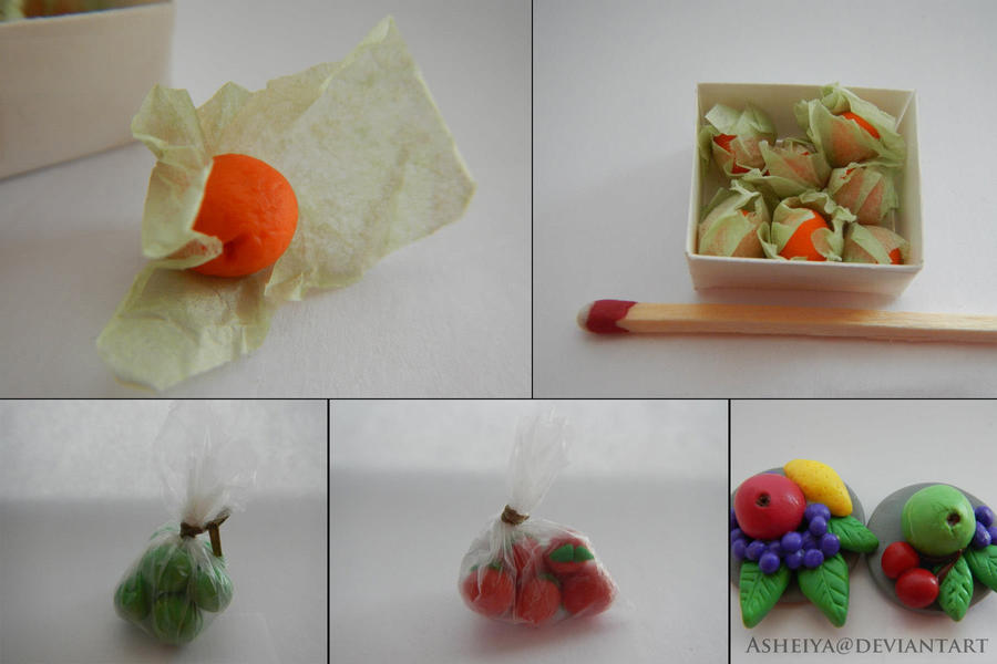 Fruits by asheiya