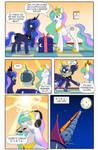 Princess Luna's Professional Holiday (part 1)