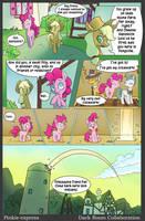 Pinkie-express by DarkCollaboration