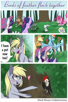 Birds of feather flock together by DarkCollaboration