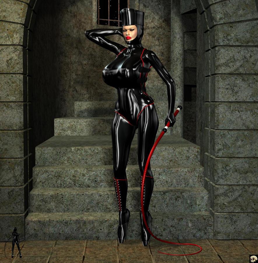Mistress Racheal by XSkullheadX