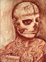 Rick Genest, Zombie Boy