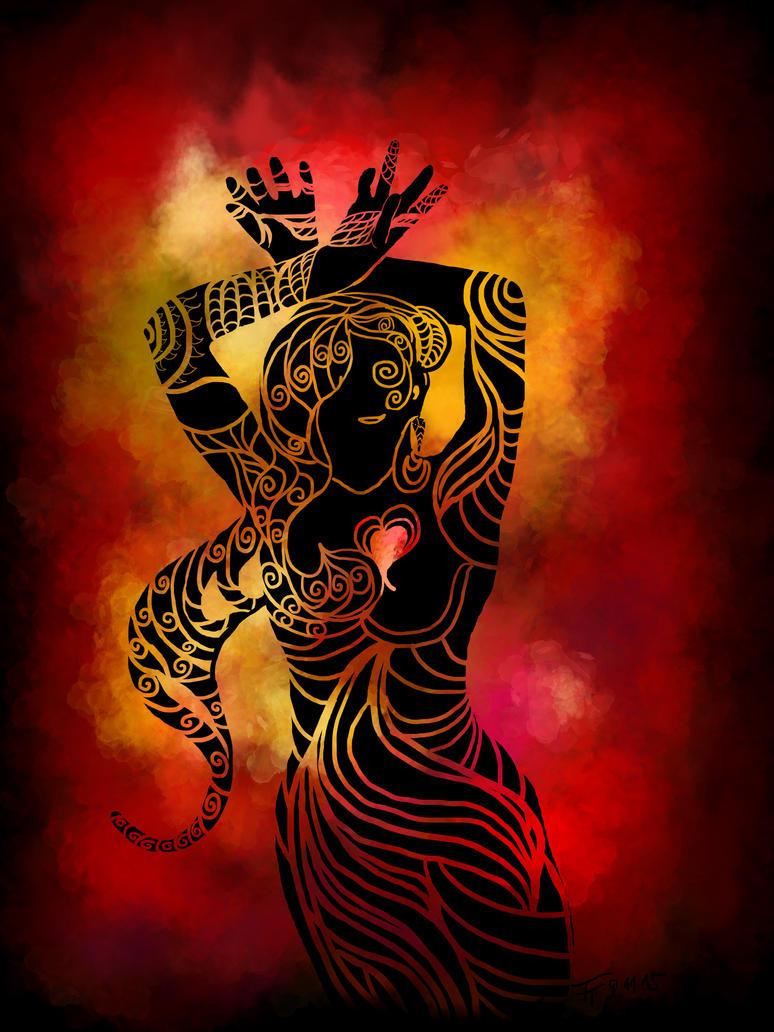 Dark Shadow Dancer by StoryFactory