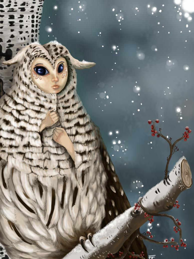 Owlfairy by StoryFactory