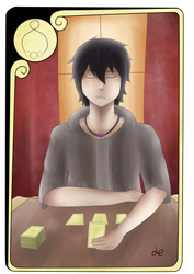 Akio card by hbvampgirl