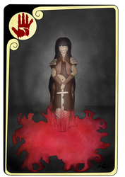 Euryale card by hbvampgirl