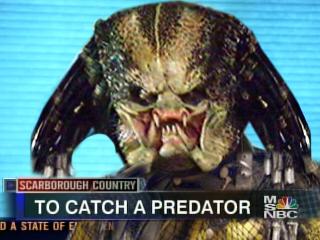 To catch a Predator by Cartoondiablo