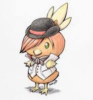 Torchic and Torchwick Fusion