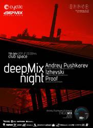 DeepMix Night with Pushkarev by vygo