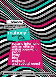 Mahony's Birthday Bash by vygo