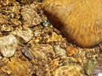 River rocks by qbur5137