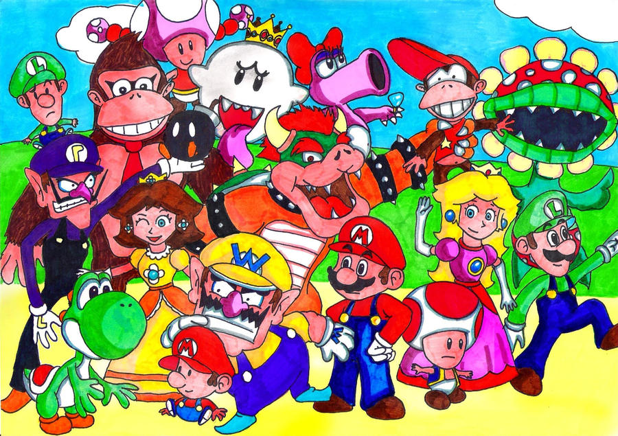 Mario_and_Friends_by_BrawlerNiels additionally baby luigi on coloring pages of baby mario and luigi including coloring pages of baby mario and luigi 2 on coloring pages of baby mario and luigi moreover coloring pages of baby mario and luigi 3 on coloring pages of baby mario and luigi likewise coloring pages of baby mario and luigi 4 on coloring pages of baby mario and luigi