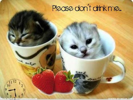 Don't Dwink me...