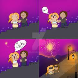 Fliying wish