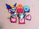 Kirby Perler beads