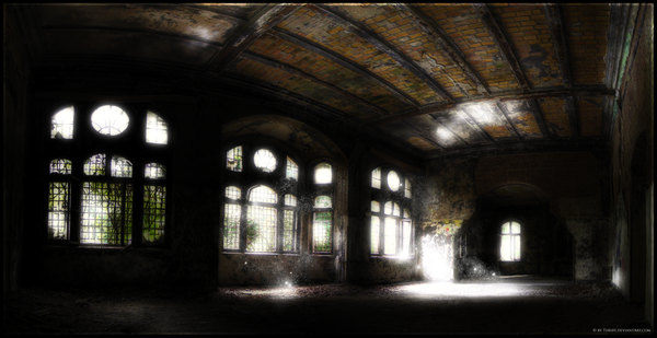 Silent Hall by Thrife