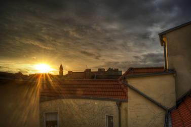 Golden Dawn by Thrife