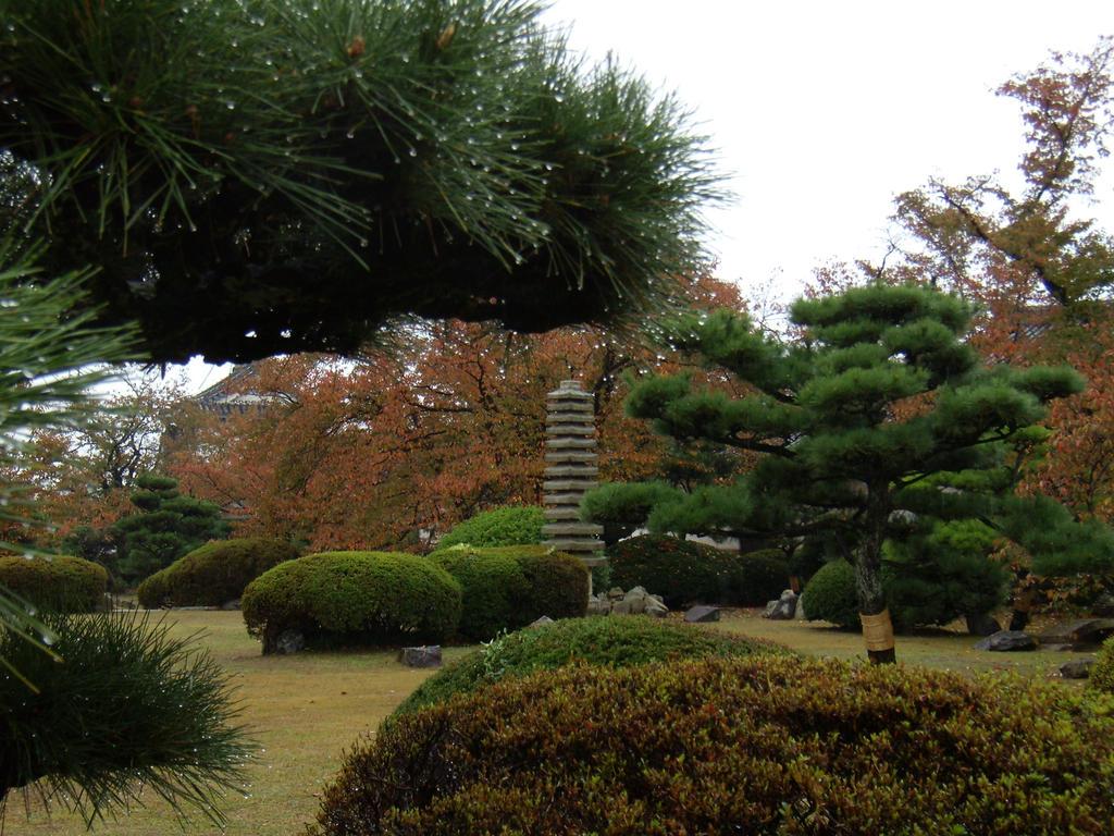 Parc Himeji by LightKite