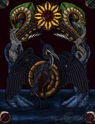 Ravenari Gift Art - Colored