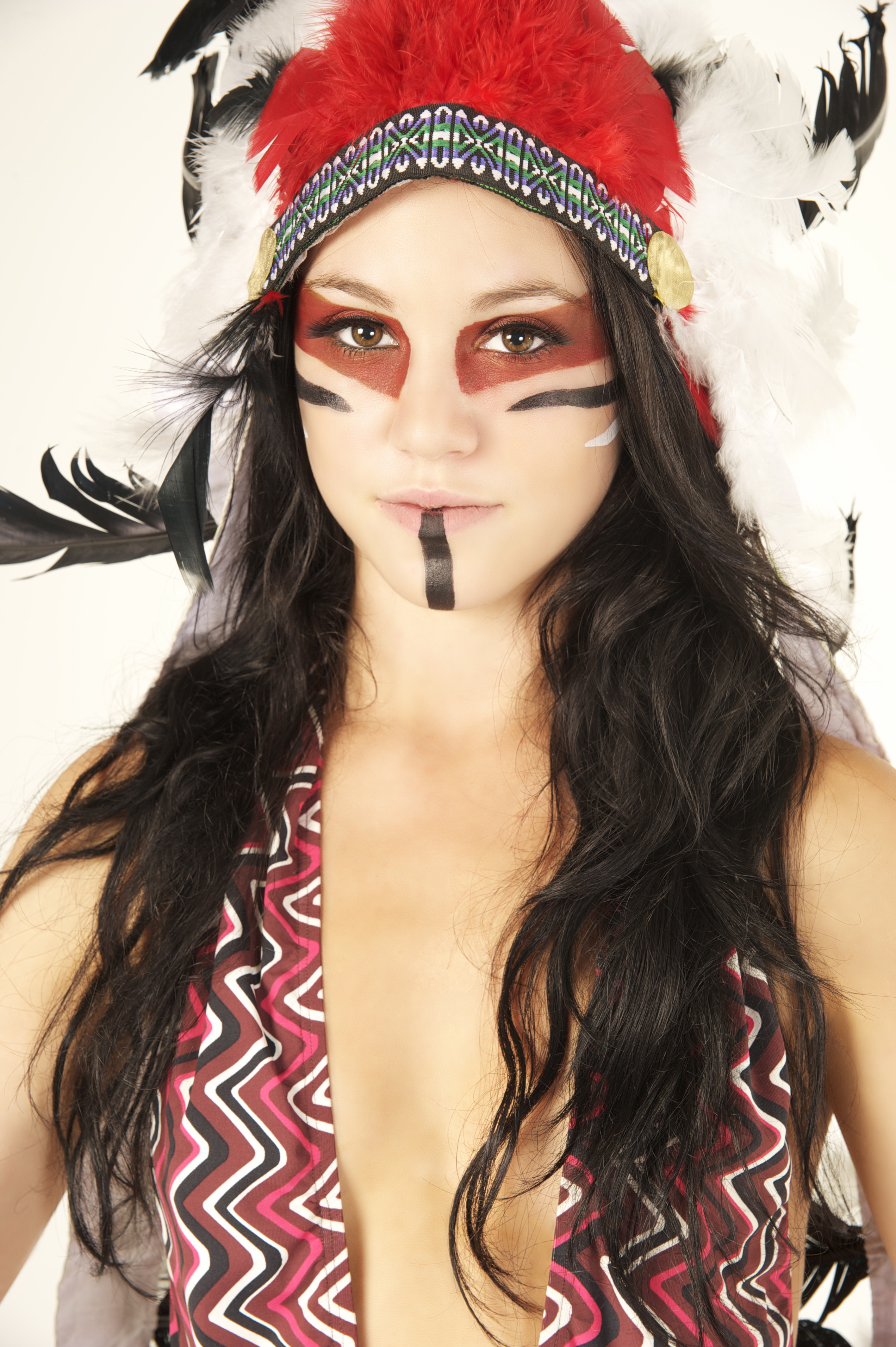 Face Paint on Pinterest  War Aztec Warrior Face Paint