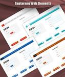 Saptarang Web Elements Pack by Saptarang