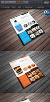 Multiuse Modern Product Flyer