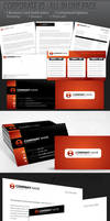 Corporate Identity - All In One Pack