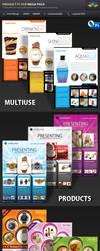 Product Flyer Mega Pack by Saptarang