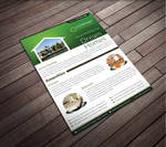 Real Estate Corporate Flyer