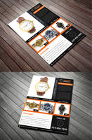 Corporate Business Product Flyer by Saptarang