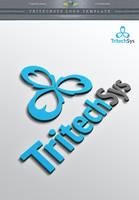 TritechSys Logo template by Saptarang