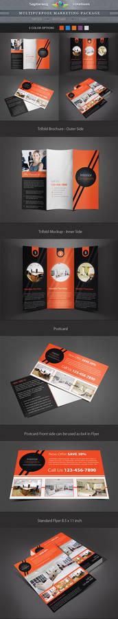 Multipurpose Marketing Package