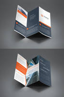 Sunrise Corporate Trifold and Z-fold Brochure by Saptarang