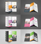 Corporate Business Trifold Brochure