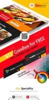 Wordpress Theme Spicehub by Saptarang