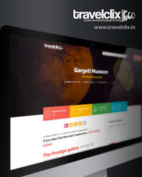 TravelClix - Travel Blog by Saptarang