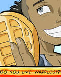 Sokka Likes Waffles_collab