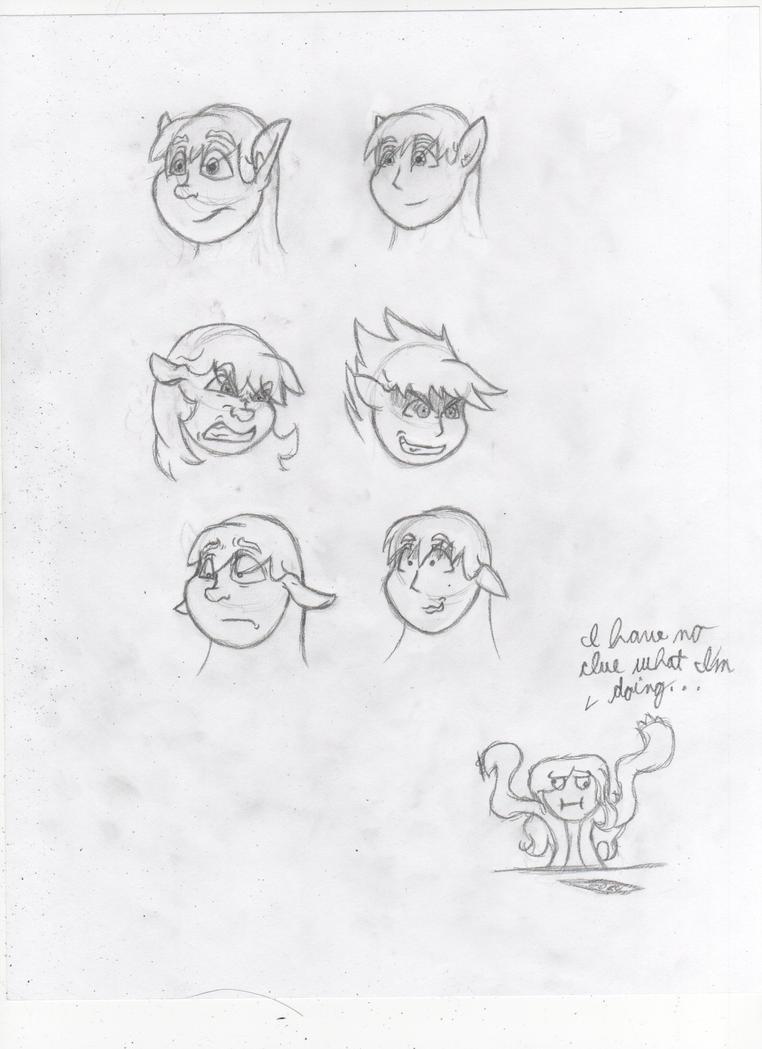 Cartoon vs. Anime by Dragimal