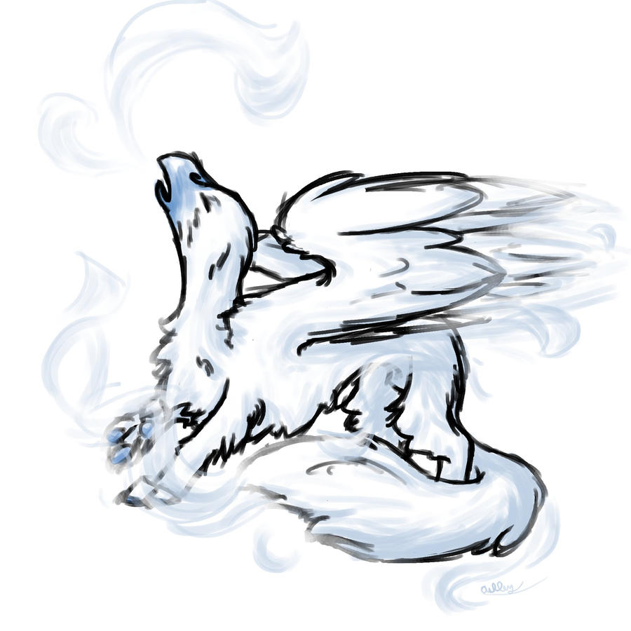 Air Dragon by Dragimal